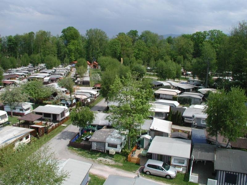 Campingplatz Achernsee